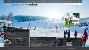 Ski centrum Deštné